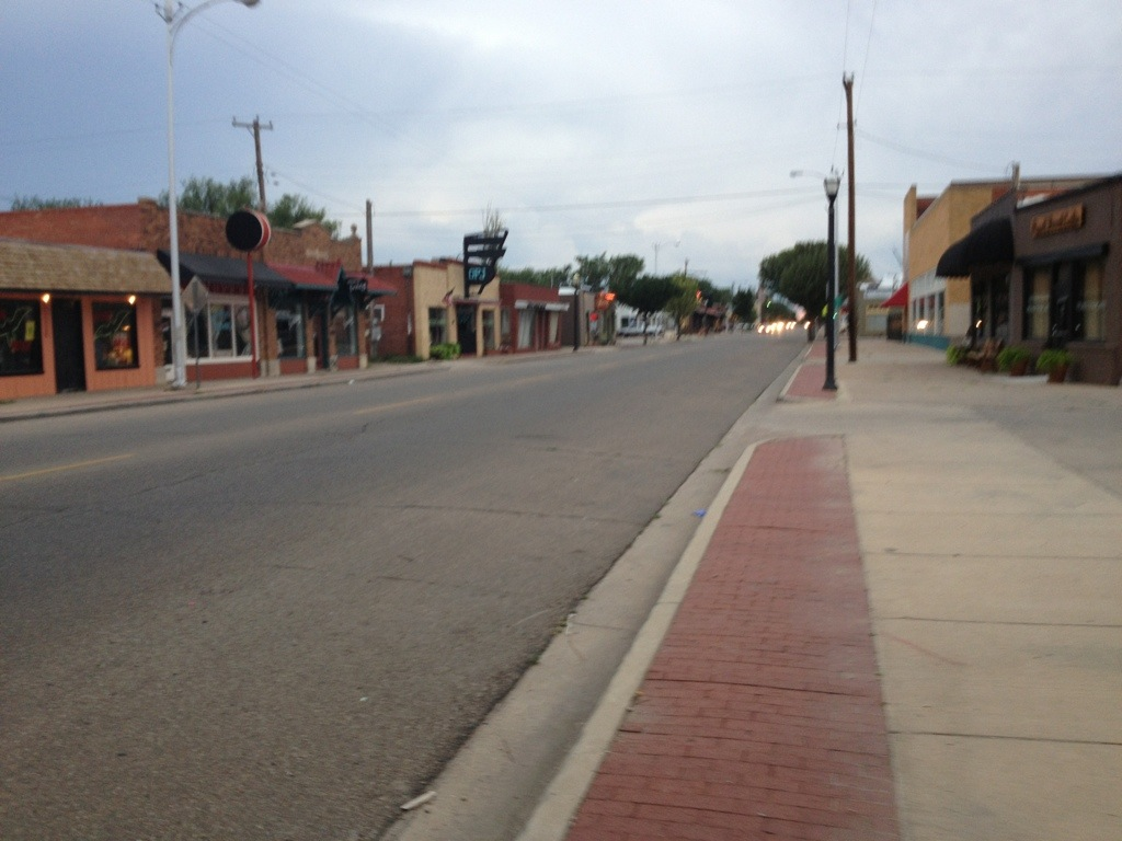 Day 46 bike ride to amarillo texas the streets are mine for Tattoo shops amarillo tx